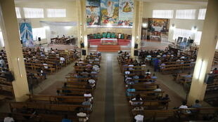 L'église de Cristo Risorto à Lomé, au Togo, le 25 août 2017 (Photo d'illustration).