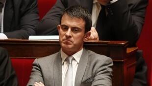 Manuel Valls se veut rassurant: ses ambitions sont à l'Intérieur...