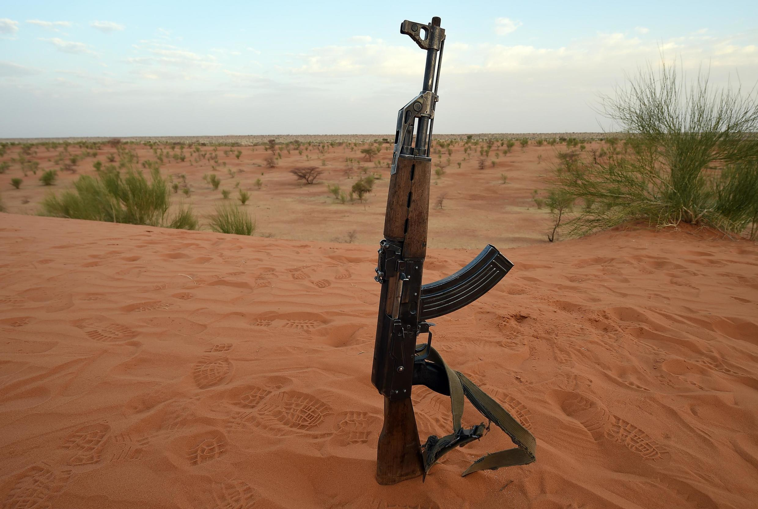 The Malian government has blamed terrorists for an attack on a Dogon village that left up to 100 people dead. But the attack has so far not been claimed. (Image used for illustration purposes)