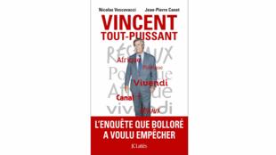 «Vincent tout-puissant», par Jean-Pierre Canet et Nicolas Vescovacci.
