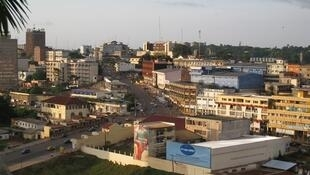 Vue du centre de Yaoundé. (Image d'illustration)