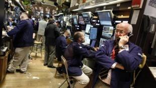 Thị trường chứng khoán New York