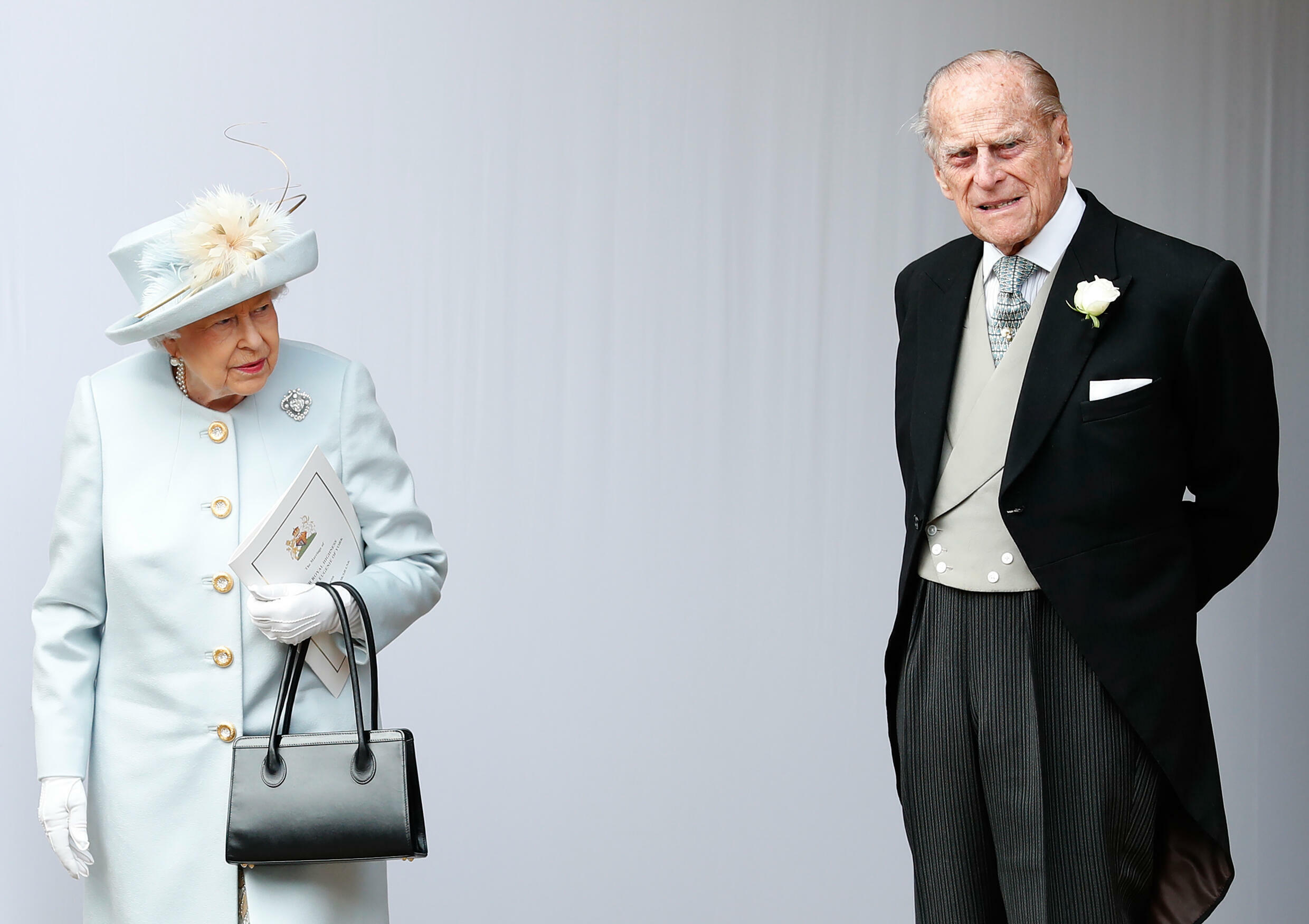 Queen Elizabeth II and Prince Philip were married for 73 years