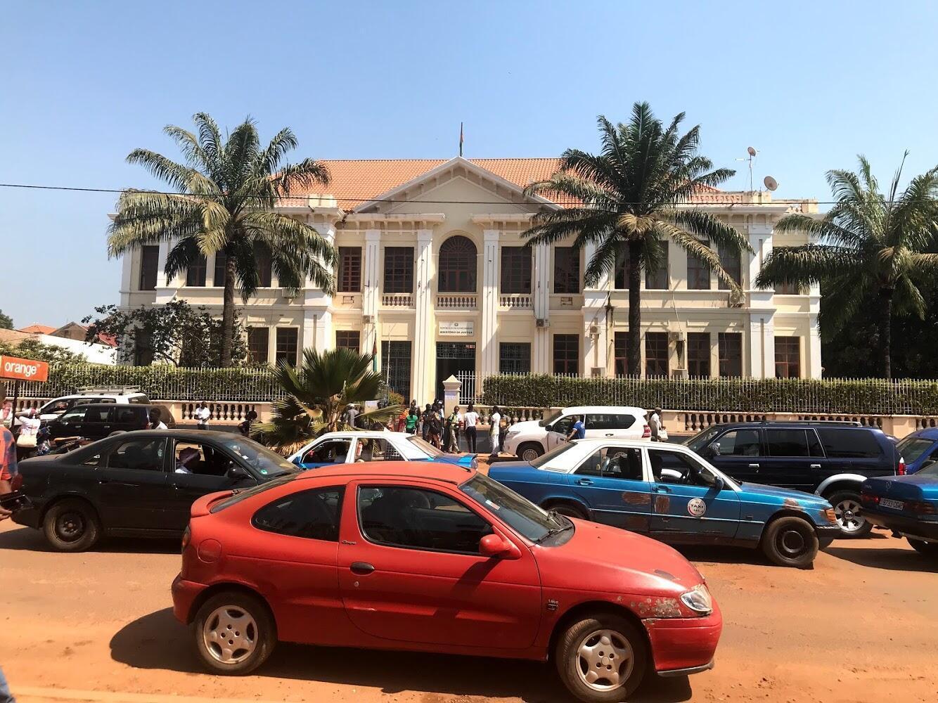 Ministério da Justiça da Guiné-Bissau