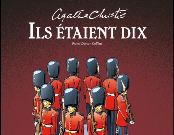 """Na sua nova edição, o best-seller de Agatha Christie deixou de usar o título com a palavra nègres e adotou """"Ils Étaient Dix"""" (Eram dez)"""
