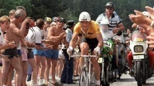 Mais qui est ce dernier Français à avoir gagné le Tour de France ? Petit indice, c'était en 1985...