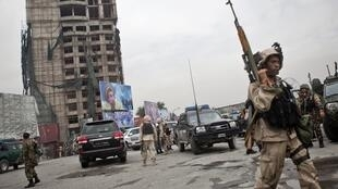 Haqqani were behind attack on US embassy in Kabul 13 September
