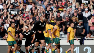 The Wallabies were punished by the All Blacks for too many errors