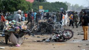 Harin Boko Haram a Kaduna, ranar 23 ga watan Yulin 2014