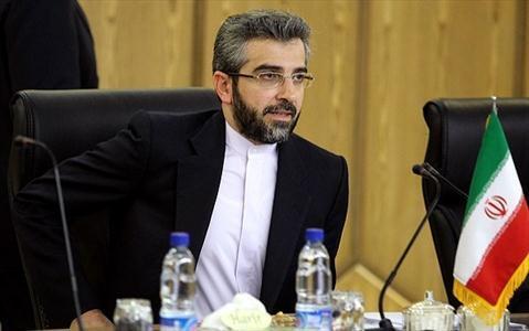 علی باقری، مذاکره کنندۀ ارشد اتمی ایران