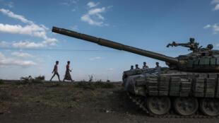 Maelfu ya watu wamefariki dunia katika mapigano katika jimbo la  Tigray kaskazini mwa Ethiopia.