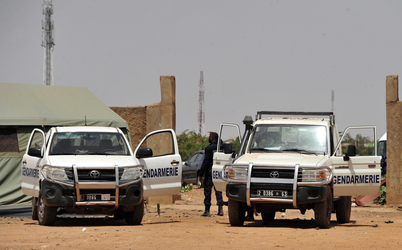 Une patrouille de la gendarmerie burkinabè (photo d'illustration).