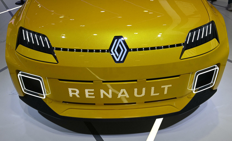 Novo modelo Renault