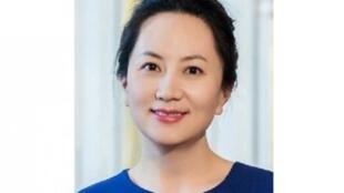 华为创始人任正非长女兼首席财务官孟晚舟在加拿大被捕,2018年12月7日。