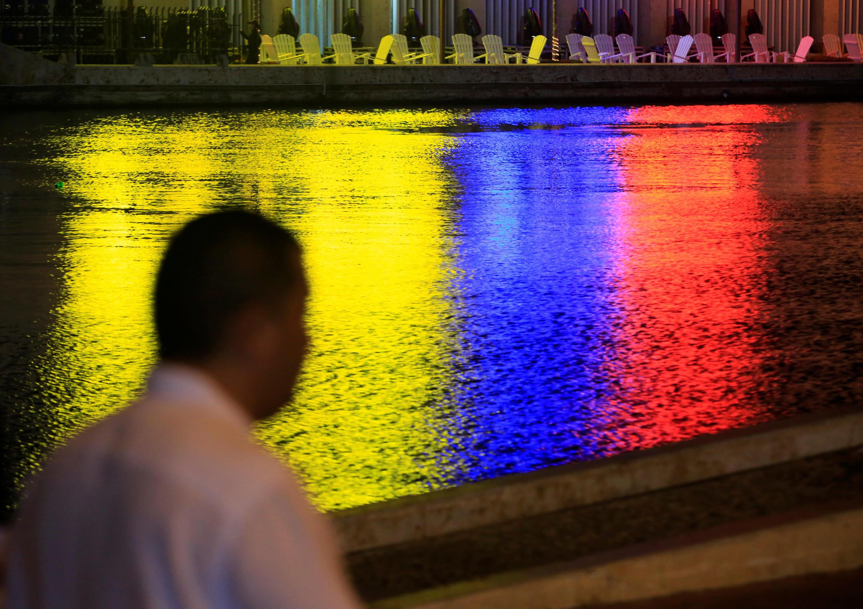 Les couleurs de la Colombie.