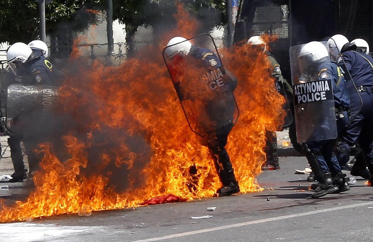 Dossier: Eurozone in crisis
