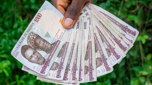 The naira, Nigerian currency