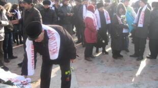 Год после событий в Жанаозене