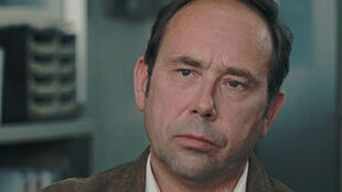 Portrait du comédien Olivier Gourmet dans le film « Terre Battue » de Stéphane Demoustier