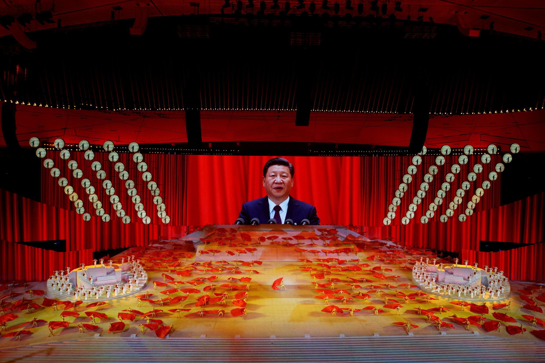Chine - Xi Jinping - parti communiste - centenaire