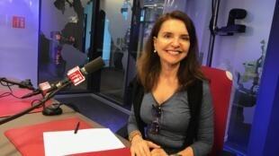 Katia Canton, professora, curadora e escritora, é diretora artística do Mima.