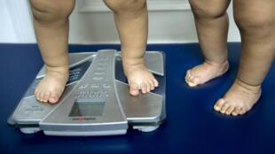 De cada diez niños, dos tienen sobrepeso y uno obesidad, según algunos estudios.