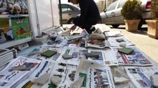 Jornais iranianos deste domingo publicam primeiros resultados das eleições legislativas.