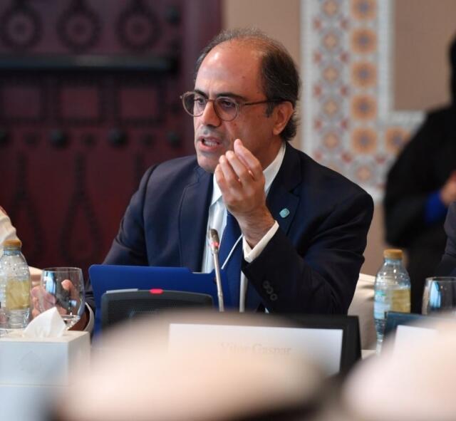 جهاد آزور مدیر بخش خاورمیانه و آسیای مرکزی صندوق بینالمللی پول
