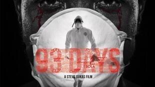 L'affiche du film «93 Jours», de Steve Gukas.