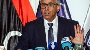 Le ministre de l'Intérieur libyen Fathi Bashagha, du Gouvernement d'union nationale, a été suspendu ce 28 août 2020.