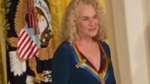 Carole King à Maison Blanche