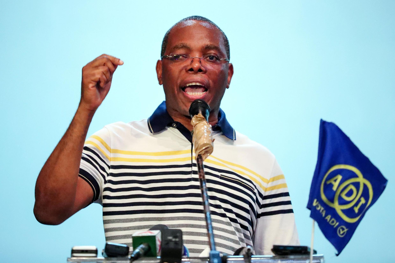 Agostinho Fernandes, novo presidente do ADI
