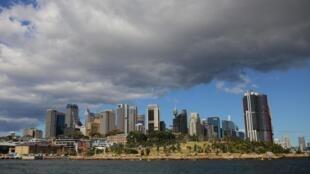 悉尼一景色