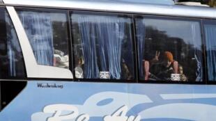 Ce 9 décembre a débuté l'évacuation par la rébellion du quartier d'al-Waer dans la ville de Homs.