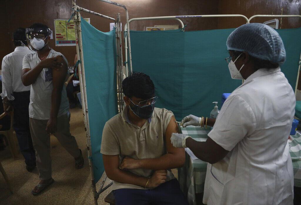 India vacina