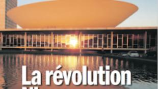 Capa do jornal comunista L'Humanité de quarta-feira, 7 de dezembro de 2012.