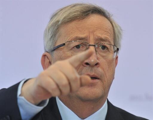 Премьер-министр Люксембурга, председатель Еврогруппы Жан-Клод Юнкер