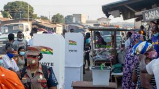 elections regionales ghana