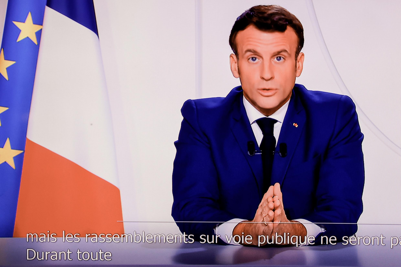 Macron - discours - France