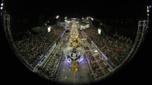 Vai-Vai campeã do Carnaval 2015