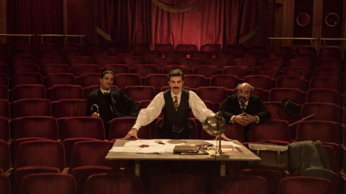 Кадр из фильма «Сирано. Успеть до премьеры»