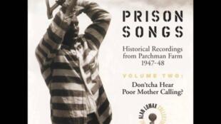 بخشی از آوازهای زندانیان آمریکایی به صورت صفحه منتشر شده است