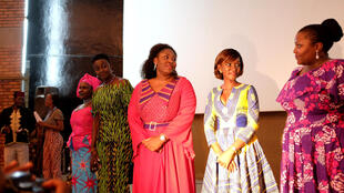 Wanawake kwenye tasnia ya sinema nchini Burkina Faso.