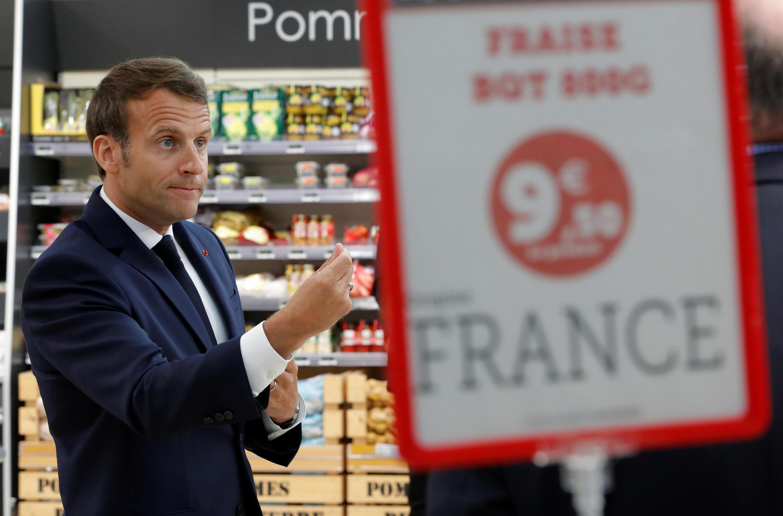 Эмманюэль Макрон отметил необходимость укреплять «стратегическую автономию» Франции