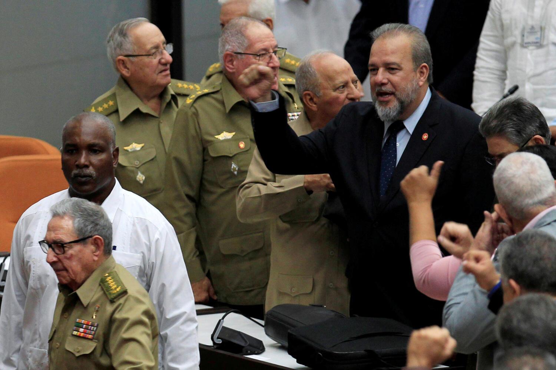 Bộ trưởng bộ Du Lịch Manuel Marrero Cruz được cử làm thủ tướng Cuba ngày 21/12/2019.