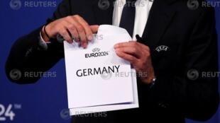 Ньон. 27.09.2018. Исполком УЕФА. Объявление победителя голосования.