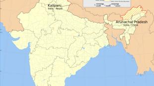 中印邊界 Sino-Indian border dispute