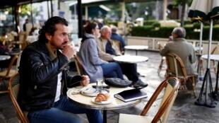 réouverture terrasses france paris café