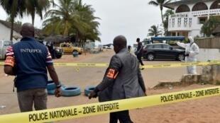 15 mortos no ataque ao complexo turístico da Costa do Marfim
