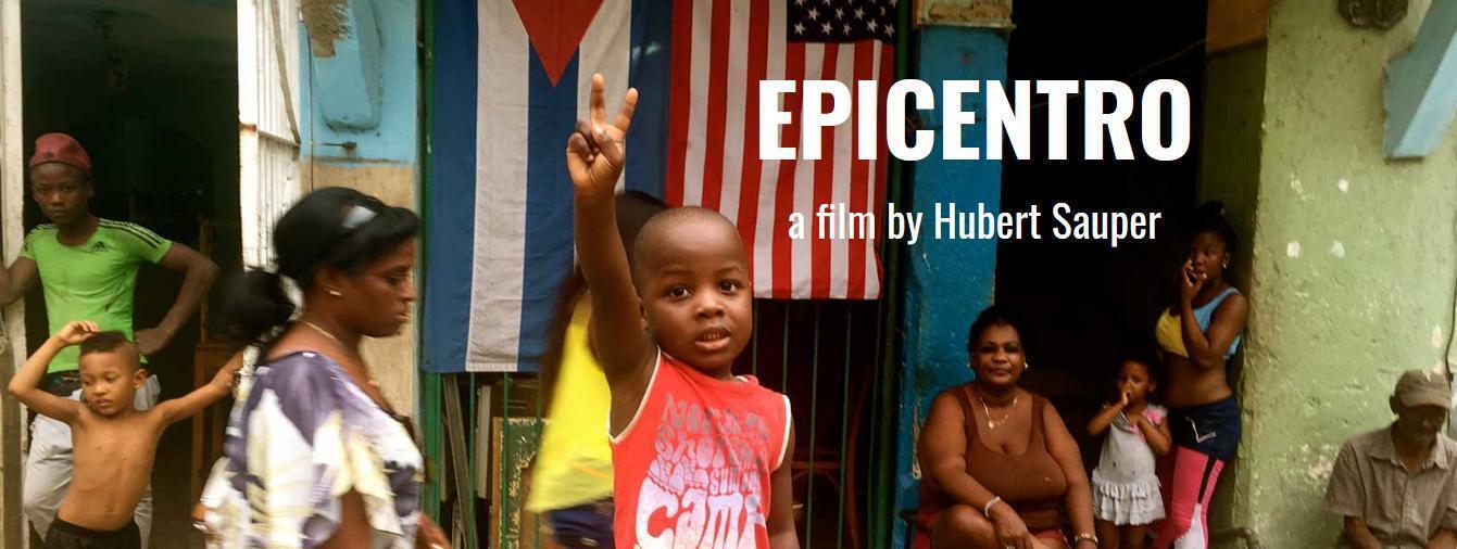 Le documentaire Epicentro d'Hubert Sauper sort le 19 août 2020 en salles en France